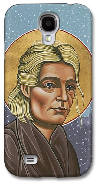 Holy Prophet Dorothy Day 154 Galaxy S4 Case