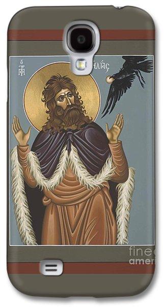 Holy Prophet Elijah 009 Galaxy S4 Case