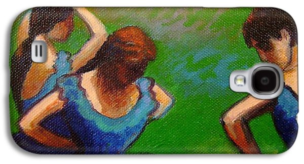 Homage To Degas II Galaxy S4 Case by John  Nolan