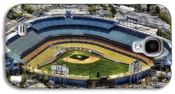 Home Of The Los Angeles Dodgers Galaxy S4 Case