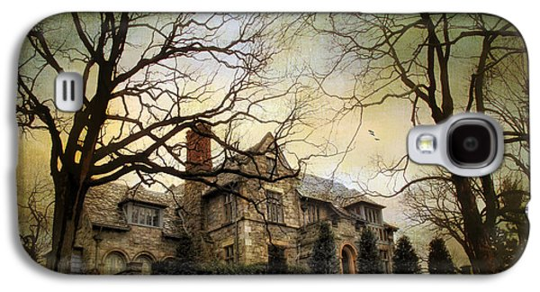Home On A Hill Galaxy S4 Case by Jessica Jenney