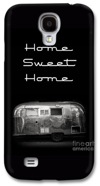 Home Sweet Home Vintage Airstream Galaxy S4 Case