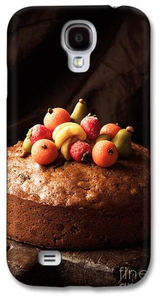 Homemade Rich Fruit Cake Galaxy S4 Case