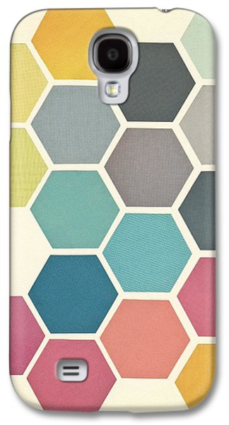 Honeycomb II Galaxy S4 Case by Cassia Beck