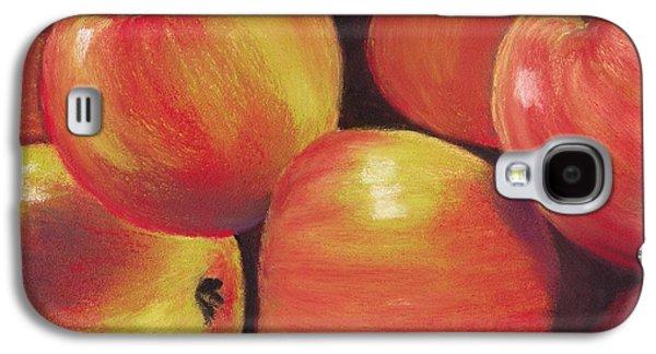 Honeycrisp Apples Galaxy S4 Case by Anastasiya Malakhova