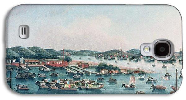 Hong Kong Galaxy S4 Case - Hong Kong Harbor by Cantonese School