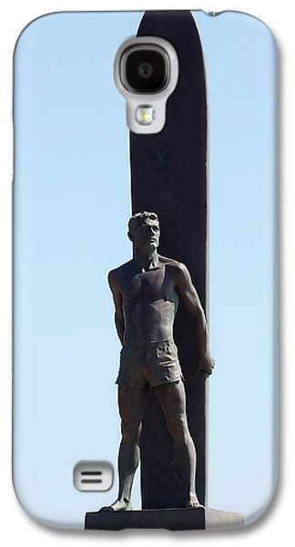 Honoring Surfers Galaxy S4 Case
