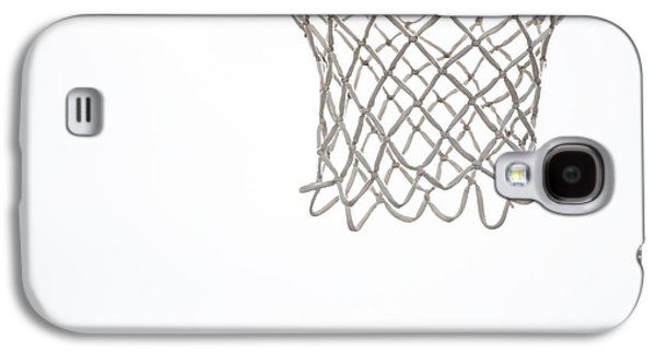 Hoops Galaxy S4 Case by Karol Livote