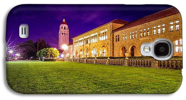 Hoover Tower Stanford University Galaxy S4 Case by Scott McGuire