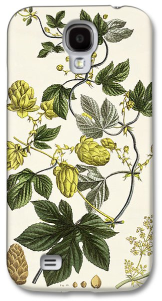 Hop Vine From The Young Landsman Galaxy S4 Case