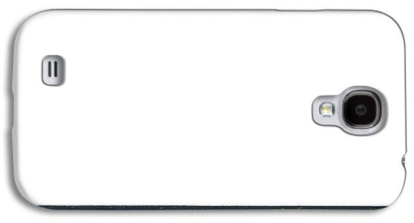 Horizon White Galaxy S4 Case by Jeff Kauffman