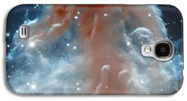 Horse Head Nebula Galaxy S4 Case