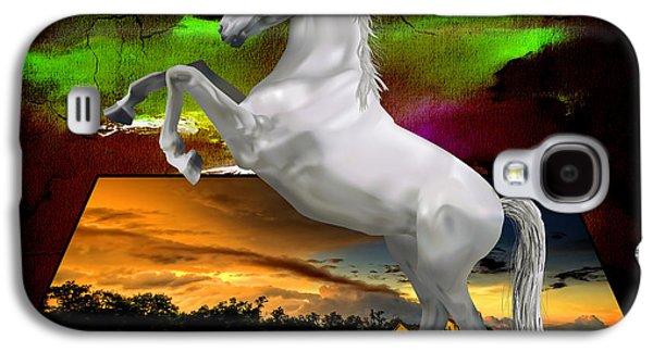 Horse Tale Galaxy S4 Case