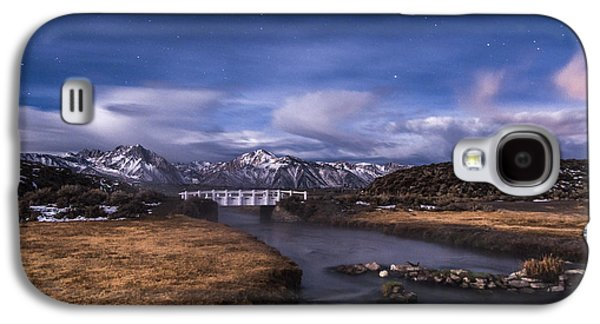 Hot Creek Bridge Galaxy S4 Case by Cat Connor