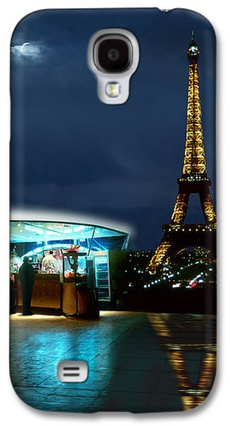 Hot Dog In Paris Galaxy S4 Case