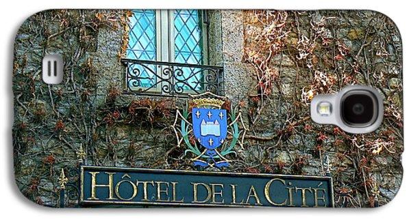 Hotel De La Cite Galaxy S4 Case