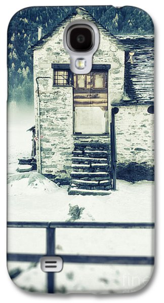 House Near The Wood Galaxy S4 Case by Silvia Ganora