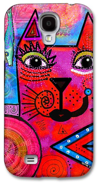 House Of Cats Series - Tally Galaxy S4 Case