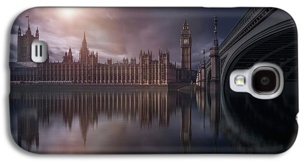 House Of Parliament Galaxy S4 Case