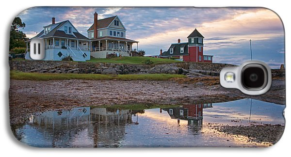 Houses By The Cribstone Galaxy S4 Case by Darylann Leonard Photography