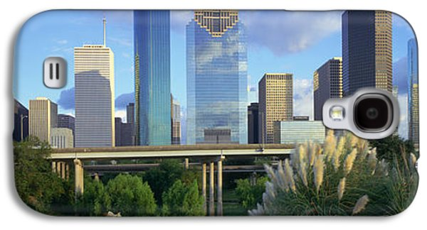 Houston, Texas, Usa Galaxy S4 Case by Panoramic Images