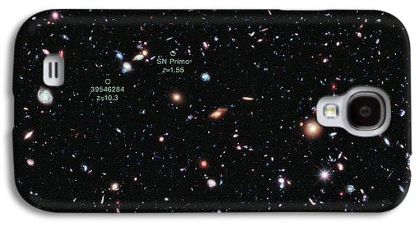 Hubble Extreme Deep Field Xdf Galaxy S4 Case