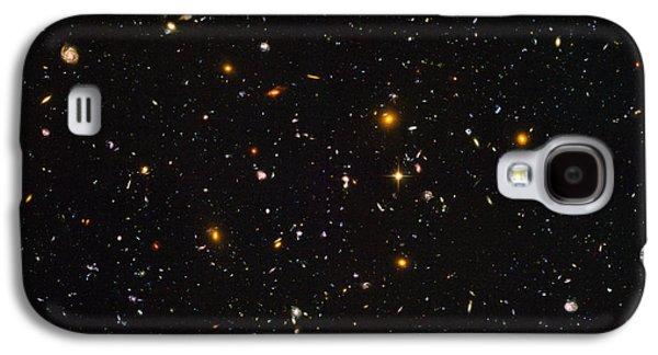 Hubble Ultra Deep Field Galaxies Galaxy S4 Case