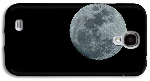 Hunger Moon Galaxy S4 Case by Lynda Dawson-Youngclaus