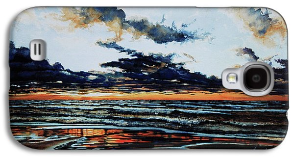Huron Galaxy S4 Case by Hanne Lore Koehler