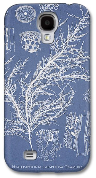 Hyalosiphonia Caespitosa Okamura Galaxy S4 Case by Aged Pixel