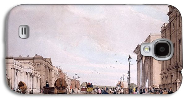 Hyde Park Corner, Looking Galaxy S4 Case by Thomas Shotter Boys