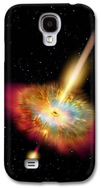 Hypernova Galaxy S4 Case by Don Dixon