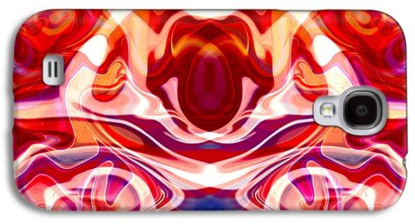 Hypnotoad Galaxy S4 Case by Omaste Witkowski