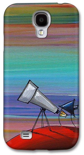 I Finally Found You Galaxy S4 Case by Cindy Thornton