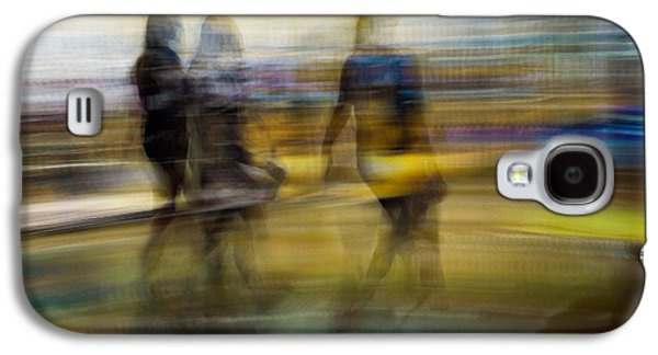 I Had A Dream That You And Your Friends Were There Galaxy S4 Case by Alex Lapidus