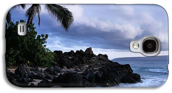 I Ke Kai Hawanawana Eia Kuu Lei Aloha - Paako Beach Maui Hawaii Galaxy S4 Case