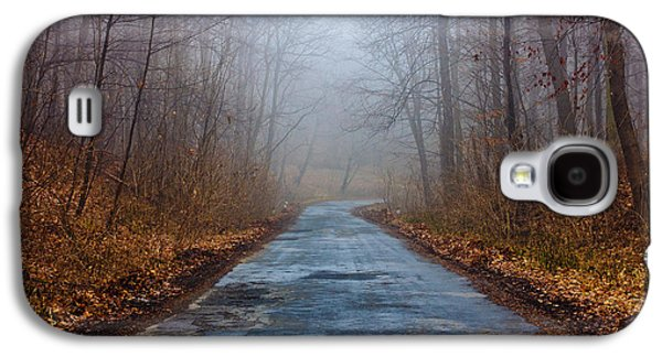 I Walk A Lonely Road Galaxy S4 Case