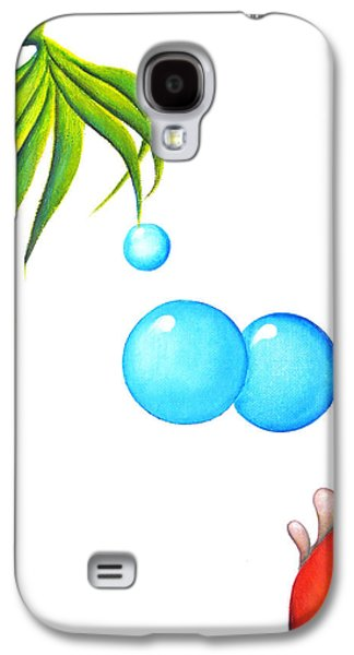 I Will Follow You Galaxy S4 Case by Oiyee At Oystudio