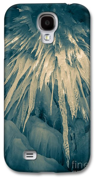 Ice Cave Galaxy S4 Case by Edward Fielding