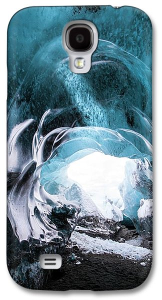 Ice Cave Entrance Galaxy S4 Case