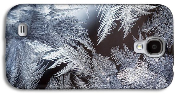 Ice Crystals Galaxy S4 Case by Scott Norris