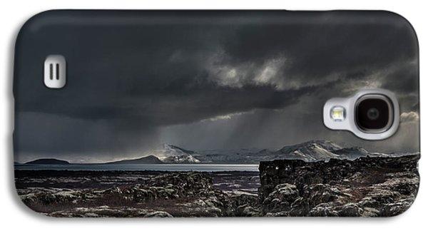 Iceland, Fagrabrekka, Thingvellir Galaxy S4 Case