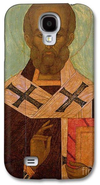 Icon Of St. Nicholas Galaxy S4 Case by Russian School