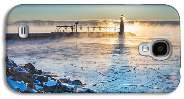 Icy Morning Mist Galaxy S4 Case