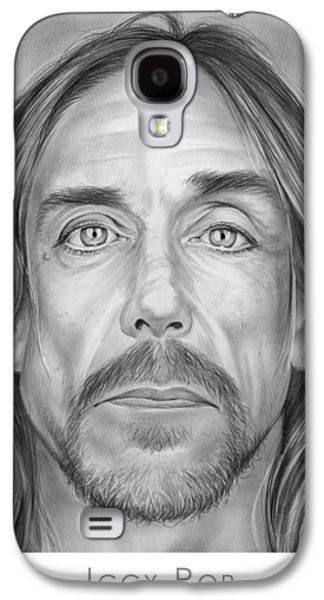Iggy Pop Galaxy S4 Case