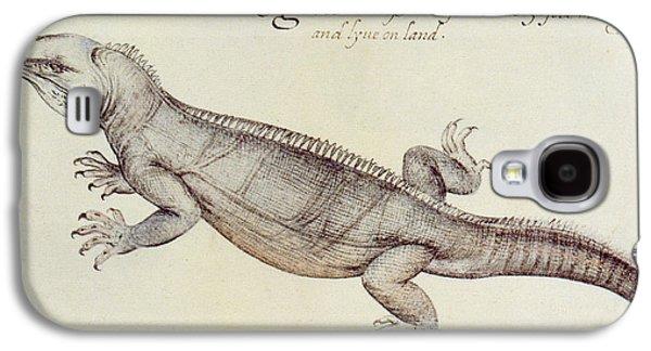 Iguana Galaxy S4 Case by John White
