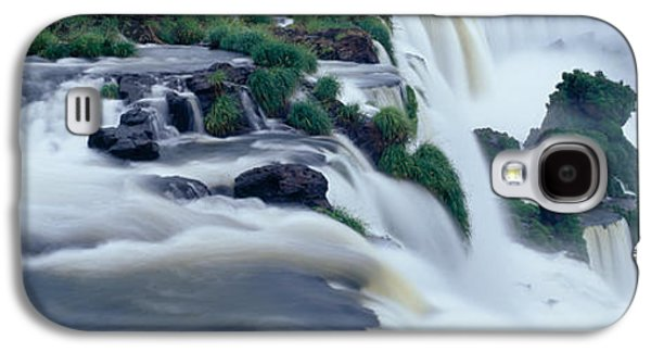 Iguazu Falls, Iguazu National Park Galaxy S4 Case by Panoramic Images
