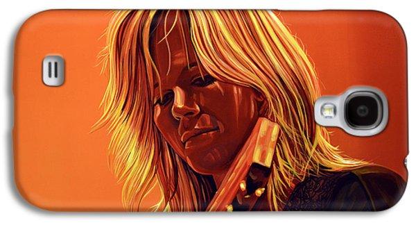 Ilse Delange Painting Galaxy S4 Case by Paul Meijering