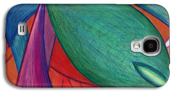 Imagine The Otherwise Galaxy S4 Case by Kelly K H B