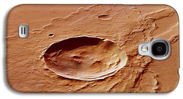 Impact Crater Galaxy S4 Case by European Space Agency/dlr/fu Berlin (g. Neukum)